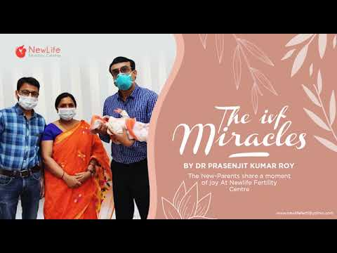 The IVF Miracles by Dr. Prasenjit Kumar Roy