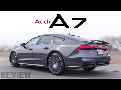 External Review Video VpNX324owaQ for Audi A7, S7, RS7 Sportback Sedan (2nd gen, Typ 4K8)