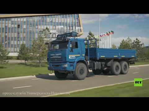 العرب اليوم - شاهد: شاحنة