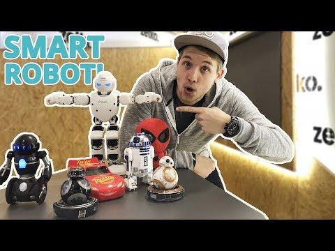Gatavi tirdzniecības roboti