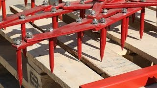 Борона Мотор Сич БН-1 от компании ПКФ «Электромотор» - видео