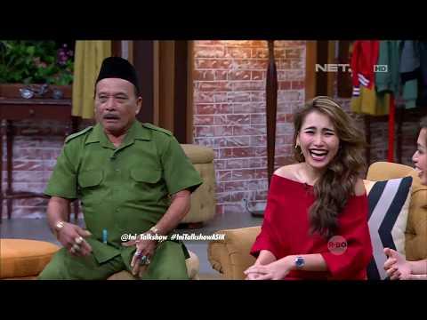 The Best of Ini Talkshow - Para Bintang Tamu Ini Geli Saat Melihat Pak RT Bersih - bersih