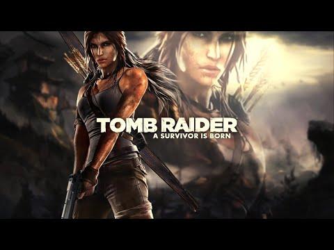 Tomb Raider: Прохождение с комментариями на русском (Стрим) Часть 3