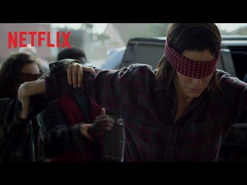 珊卓布拉克主演Netflix自製末日驚悚電影《蒙上你的眼》首支預告曝光!
