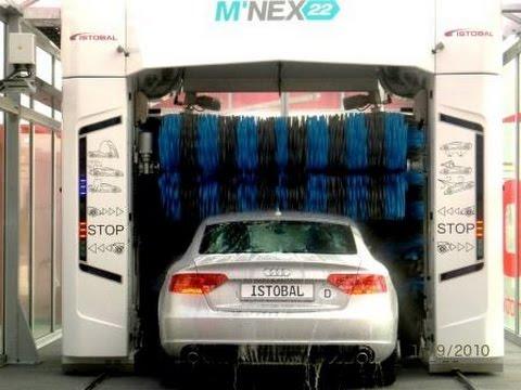 Manmachine MNEX22 Automatic Car Wash
