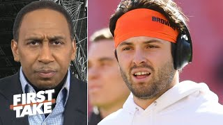Baker Mayfield is drawing the wrong attention to himself – Stephen A. Smith | First Take