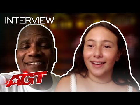 Roberta Battaglia and Archie Williams Chat About Making AGT History! – America's Got Talent 2020