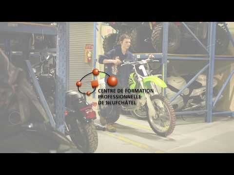 DEP | Mécanique de véhicules de loisirs et d'équipements légers