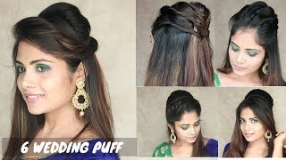 How To Make Puff Hairstyle For Party Free Video Search Site Findclip