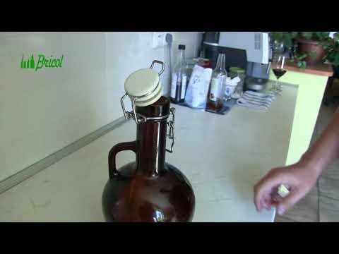 Ako správne namontovať pákový uzáver na pivo