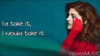 Meghan Trainor - Kindly Calm Me Down (Lyrics)