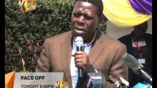 Tonight on FaceOff K24: Northern Water Collector project