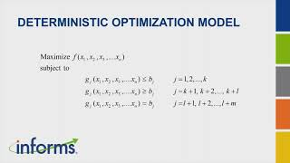TutORial: How to Influence and Improve Decisions Through Optimization Models