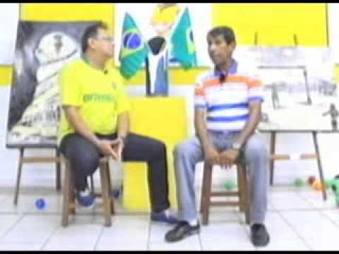 Anísio entrevista o grande craque Walter Santos - Gente de Opinião