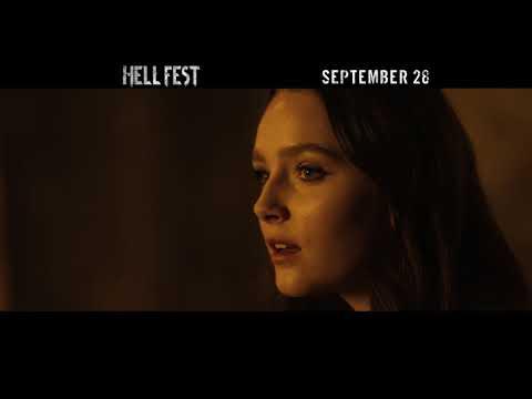 Hell Fest (TV Spot 'Welcome Safe')