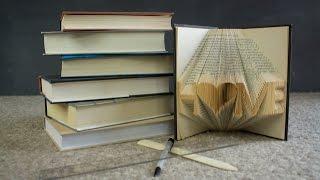 DIY Folded Book