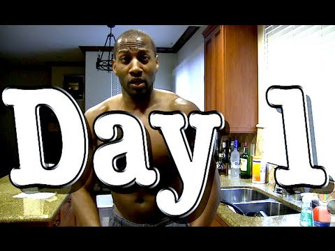Video How to lose 10 pounds in 2 weeks - Day 1