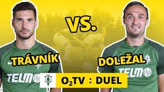 O2 TV Duel: Michal Trávník, Martin Doležal A Běhací Piškvorky
