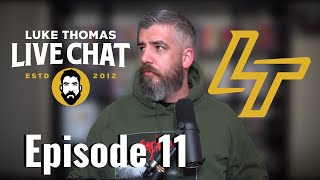 UFC 245 Results, UFC Busan Preview, Impeachment, Star Wars and More | Live Chat, ep. 11| Luke Thomas