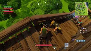 First Fortnite axe Fight
