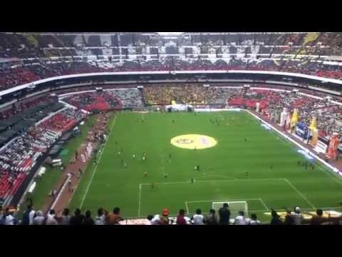 """Ya va llegando la Banda ♪ La Rebel de Pumas ♥"" Barra: La Rebel • Club: Pumas"