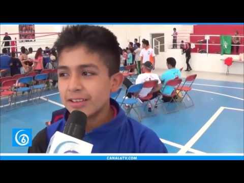 Se realiza primer Torneo de Boxeo Amateur en el Polivalente de Cuatro Vientos