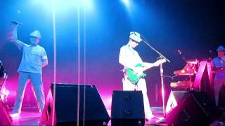 """Girl U Want"" - (Live) - DEVO - San Francisco, Warfield Theatre - March 18, 2011"