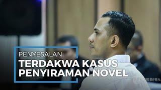 Penyesalan Terdakwa Kasus Penyiraman Novel Baswedan, Kapolri Hingga Presiden Kena Imbas