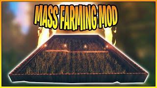 Valheim Mass Farming Mod Showcase