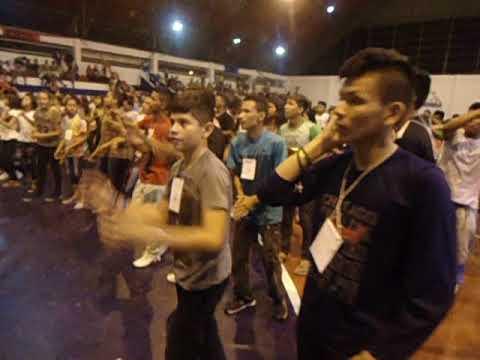 Amados do Pai ( No Congresso de Jovens 2017 em Barreirinha/AM)