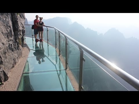 Summerisa & Spencer // Tianmen Mountain, Zhangjiajie