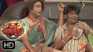 Extra Jabardasth - Sudigaali Sudheer Performance - 15th January 2016 - ఎక్స్ ట్రా జబర్దస్త్