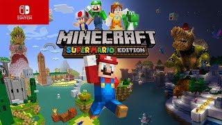 Minecraft Nintendo Switch Bedrock Edition Gameplay 免费在线视频最