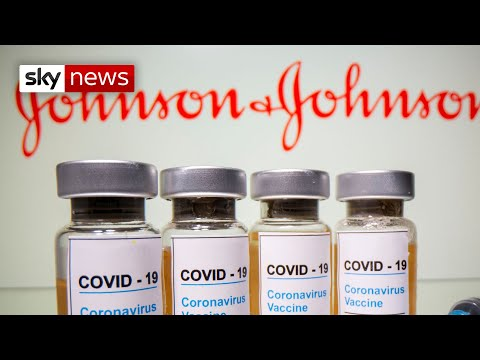 BREAKING: US suspends Johnson & Johnson vaccine rollout