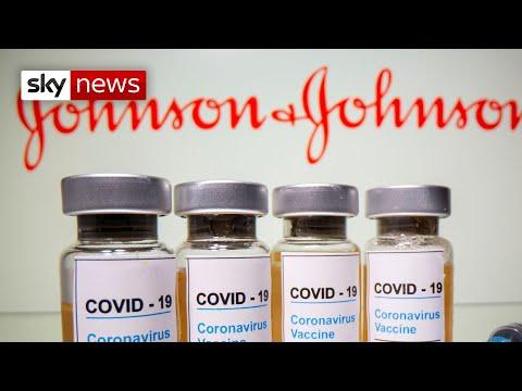 BREAKING: US suspends Johnson & Johnson vaccine rollout