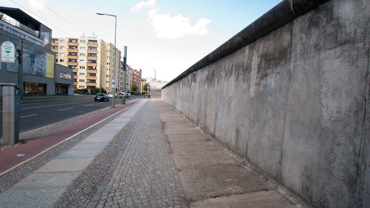 berlin, wall, memorial, germany