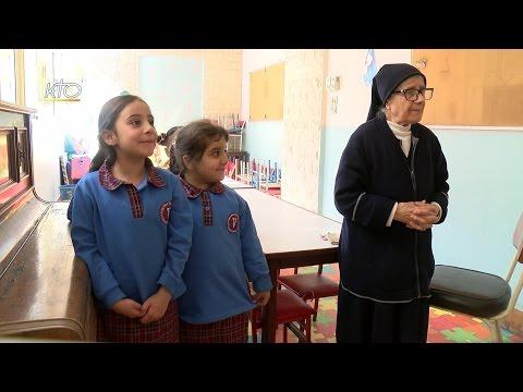 Les Filles de la Charité, présence chrétienne au coeur de l'Egypte