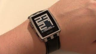 Pebble Steel Smartwatch im ausführlichen Testbericht