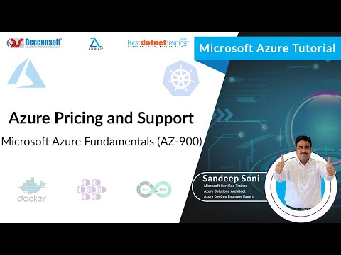 Microsoft Azure Fundamentals | Azure Pricing and Support ...