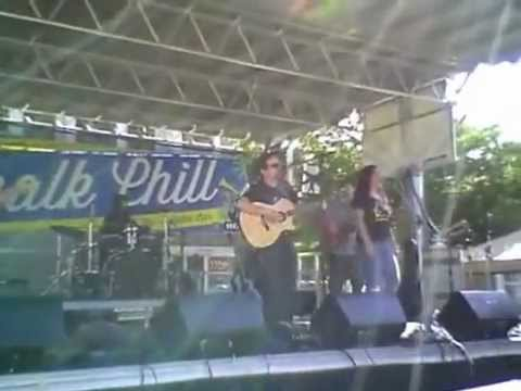 Unsaid Words--BudaRest Live at Chalk Fest