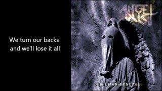 Angel Dust - Inhuman (Lyrics on Screen)