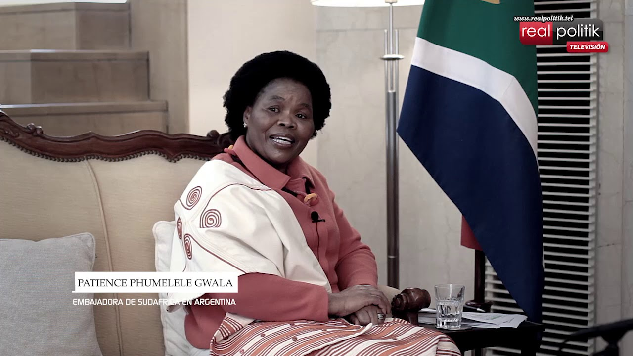 Embajada de Sudáfrica en Argentina: La historia de Mandela, el hombre que enfrentó el apartheid