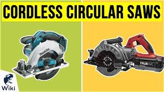 10 Best Cordless Circular Saws 2020