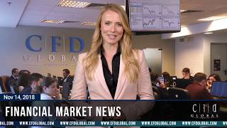 CFD Global Financial Market News for November 14th, 2018