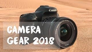 Whats In My Camera Bag ?! | 2018 | Shivam Bapat