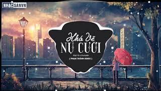 Khó Vẽ Nụ Cười Remix - ĐạtG ft. DuUyên ( Phạm Thành Remix ) | Nhạc EDM Tik Tok Gây Nghiện