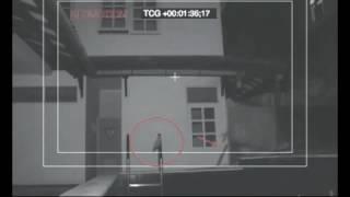 คลิปผี ตั้งกล้องจับผีที่บ้านร้าง อย่างชัด
