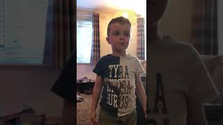 With You- Ronan Keating (postman Pat) By Teddy Age 6