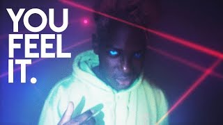 Pi - You Feel It. (Video Oficial) prod. by JP213