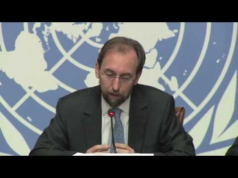 Presentation of the OISL Report (United Nations, October 2015)